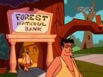 Johnny Bravo – Forest głąb